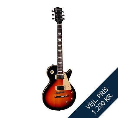 Chateau LP01SB El-guitar Sunburst